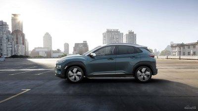 Hyundai Kona 2018 EV