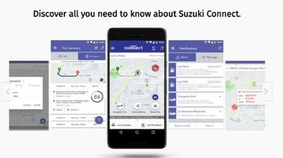 5 điều cần biết về hệ thống Suzuki Connect mới - Ảnh 1.