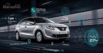 5 điều cần biết về hệ thống Suzuki Connect mới.