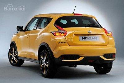 Nissan Juke bị khai tử tại Mỹ - 2