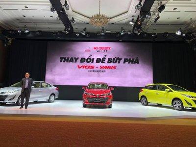 Toyota Vios thế hệ mới chính thức ra mắt Việt Nam, chốt giá thấp nhất từ 531 triệu đồng a2