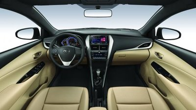 Toyota Yaris 2018 ra mắt phiên bản G có giá bán 650 triệu đồng 6.