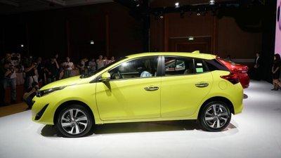 Toyota Yaris 2018 ra mắt phiên bản G có giá bán 650 triệu đồng 4.