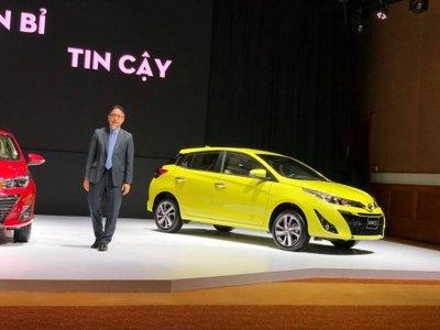 Toyota Yaris 2018 ra mắt phiên bản G có giá bán 650 triệu đồng 3.