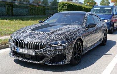 BMW 8-Series 2019.