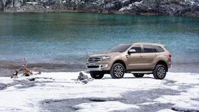 Ford Everest 2019 công bố giá và thông số tại Úc - 1