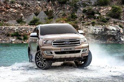 Ford Everest 2019 công bố giá và thông số tại Úc - 2
