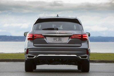 Acura MDX Sport Hybrid thêm tùy chọn màu mới, giá 1,2 tỷ đồng 3