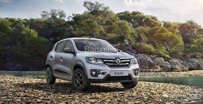 Renault Kwid 2018 cập nhật thêm một số tính năng.