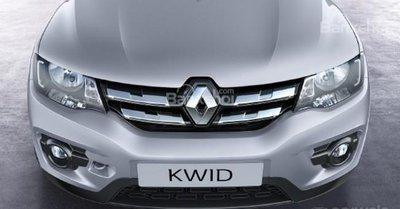 Renault Kwid 2018 cập nhật thêm một số tính năng - Ảnh 1.