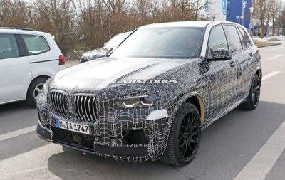 BMW X5 M 2019.