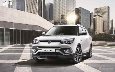 Ảnh xe Ssangyong Tivoli XLV 2018