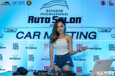 Người đẹp và xe tụ hội tại triển lãm Bangkok Autosalon 2018 - 35