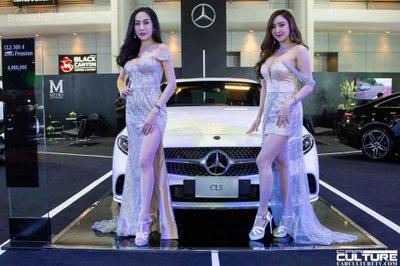 Người đẹp và xe tụ hội tại triển lãm Bangkok Autosalon 2018 - 32