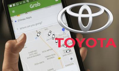 Sau khi được Toyota rót vốn, Grab lại tiếp tục nạp nguồn thêm 1 tỷ USD 1.