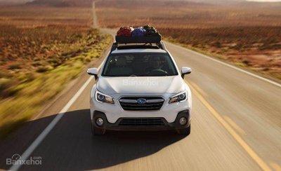 Đánh giá xe Subaru Outback 2019 - lái - 1