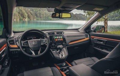 Honda CR-V 2018 giảm giá tại Anh, còn từ 787 triệu - 3