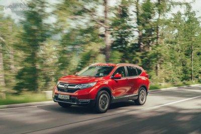 Honda CR-V 2018 giảm giá tại Anh, còn từ 787 triệu - 1