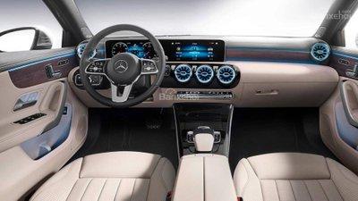 Khám phá Mercedes A-Class Sedan 2019 qua video - 4
