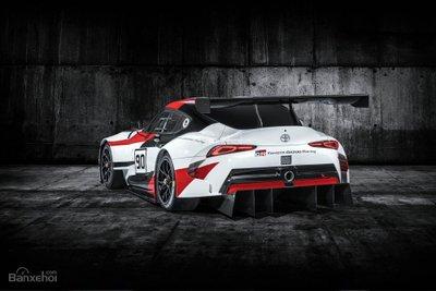 Toyota chi 2 triệu USD để chế tạo mẫu Supra Concept - 2