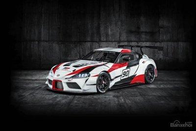 Toyota chi 2 triệu USD để chế tạo mẫu Supra Concept - 1