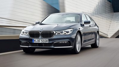 BMW 7-Series sẽ có 4 phiên bản, mở bán tại Việt Nam vào tháng 9 tới 1