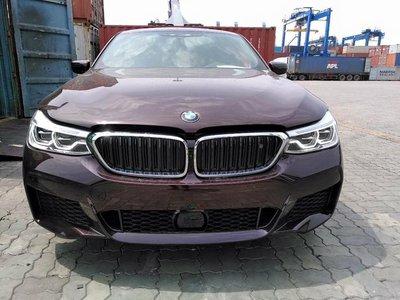 Chiếc BMW 640i Gran Turismo 2018 đầu tiên vừa cập bến Việt Nam a4