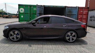 Chiếc BMW 640i Gran Turismo 2018 đầu tiên vừa cập bến Việt Nam 1