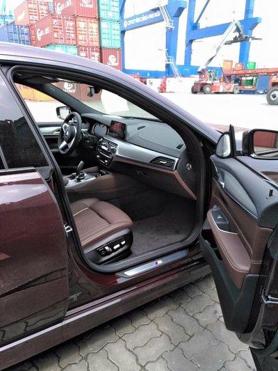 Chiếc BMW 640i Gran Turismo 2018 đầu tiên vừa cập bến Việt Nam a5