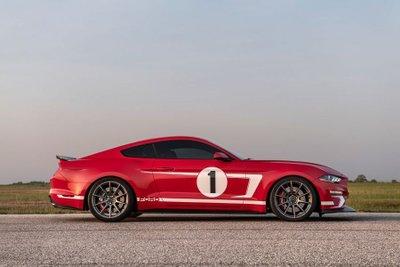 Hennessey Heritage Edition Mustang 2019: Chiếc xe đánh dấu 10.000 xe độ của Hennessey a2