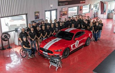 Hennessey Heritage Edition Mustang 2019: Chiếc xe đánh dấu 10.000 xe độ của Hennessey a13