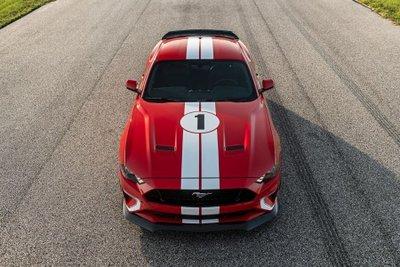 Hennessey Heritage Edition Mustang 2019: Chiếc xe đánh dấu 10.000 xe độ của Hennessey a14