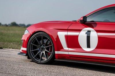 Hennessey Heritage Edition Mustang 2019: Chiếc xe đánh dấu 10.000 xe độ của Hennessey a3