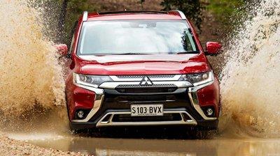 Bước ngoặt ngoạn mục của Mitsubishi từ sự thay đổi của Outlander 2019