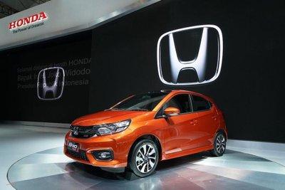 Giá xe hatchback cỡ nhỏ Honda Brio khởi điểm từ 213 triệu đồng 5.