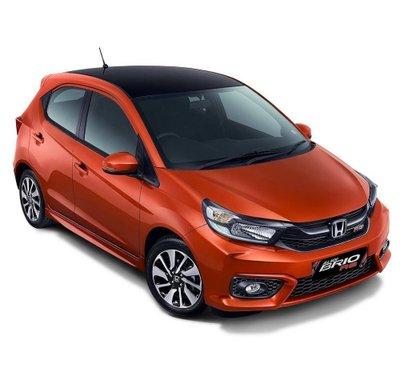 Giá xe hatchback cỡ nhỏ Honda Brio khởi điểm từ 213 triệu đồng 4.