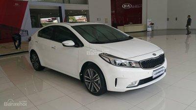 Nhận ưu đãi hấp dẫn khi mua Kia Morning và Kia Cerato trong tháng 8/2018 3.
