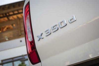 Mercedes-Benz X350d V6 công bố chi tiết tại Anh, giá 1,16 tỷ 5