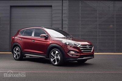 Hyundai Tucson 2018.