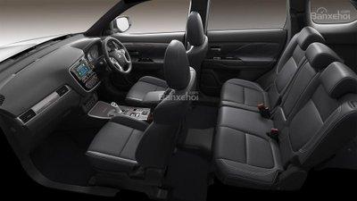 Mitsubishi Outlander PHEV 2019 công bố giá - 3