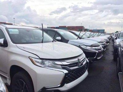Giá lăn bánh Mitsubishi Pajero Sport 2018 nhập miễn thuế mới nhất hiện nay..