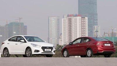 """Hyundai vượt qua mốc 33.000 xe tại Việt Nam nhờ """"bộ đôi"""" Hyundai Grand i10 và Accent 1"""