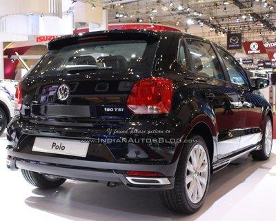 Volkswagen Polo GT 180 TSI vừa được giới thiệu với khách hàng Ấn Độ a2