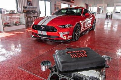 Ford Mustang GT nâng cấp sức mạnh có giá bán hơn 2 tỷ đồng 3.