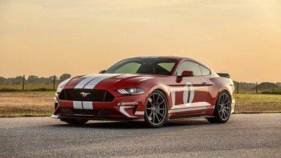 Ford Mustang GT nâng cấp sức mạnh có giá bán hơn 2 tỷ đồng 2.