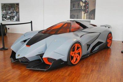 Top 5 siêu xe Lamborghini tuyệt mỹ và độc đáo nhất 9.