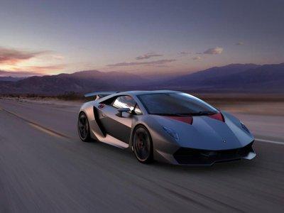 Top 5 siêu xe Lamborghini tuyệt mỹ và độc đáo nhất 7.