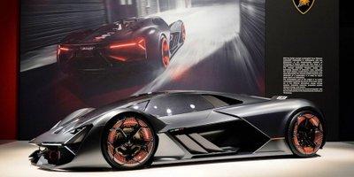 Top 5 siêu xe Lamborghini tuyệt mỹ và độc đáo nhất 2.