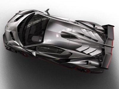 Top 5 siêu xe Lamborghini tuyệt mỹ và độc đáo nhất 5.