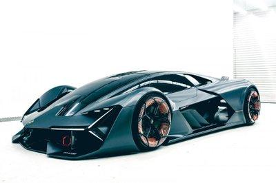 Top 5 siêu xe Lamborghini tuyệt mỹ và độc đáo nhất 1.